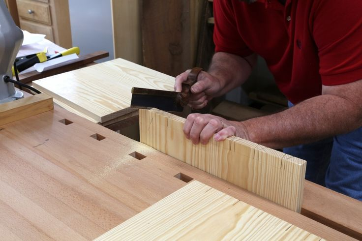 When it comes to dovetailing, this woodworking jig is great. It's easy to build and a workhorse in the shop. It will make you a better woodworker.