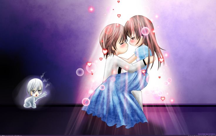 Anime Romance HD Wallpapers and Backgrounds
