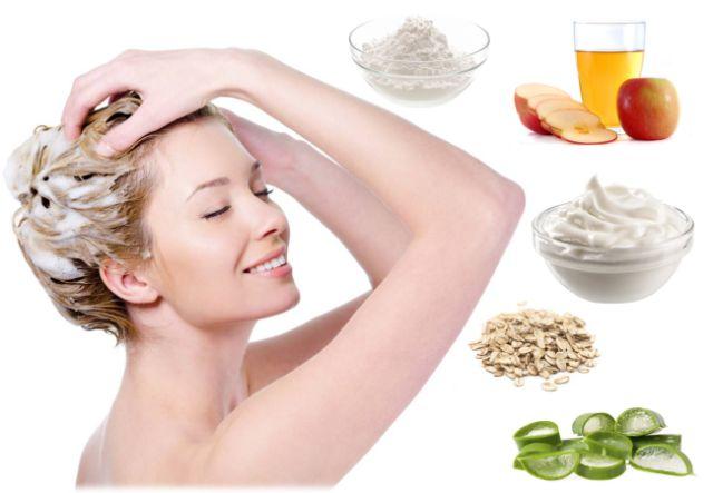 4 tratamientos caseros para el #cabello graso. Si tu cuero cabelludo produce mucha grasa, estos tratamientos te ayudarán a mantenerlo limpio y saludable. #remedios #tips #consejos ☺♥