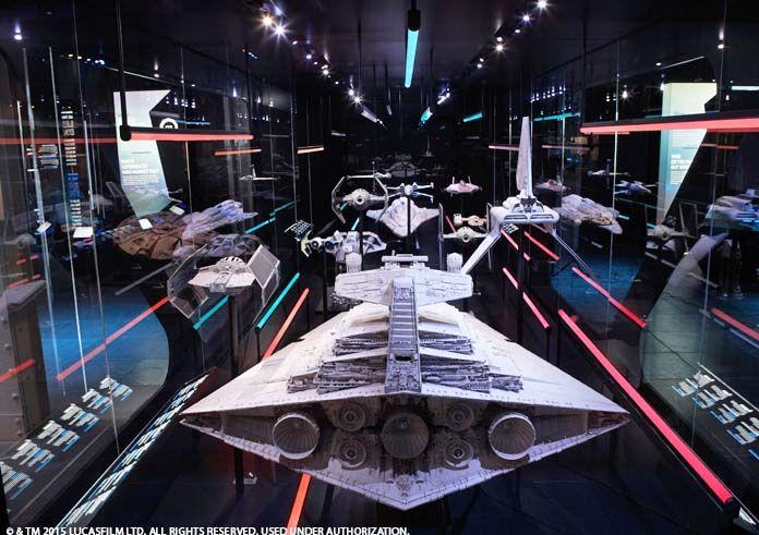 STAR WARS Ausstellung Köln 2015