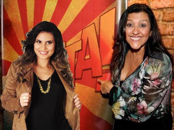 """A produção doprogramaEsquenta da Rede Globo, convidou a cantora Aline Barros para participar de um programa, que irá repercutir o tema """"Diversidade sexual""""."""