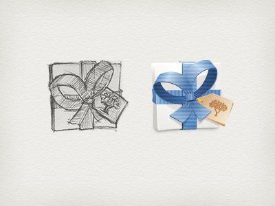 Gift_dribbble