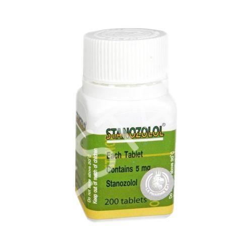 Buy Stanozolol 5mg/tab. (200 tab.) LA PHARMA