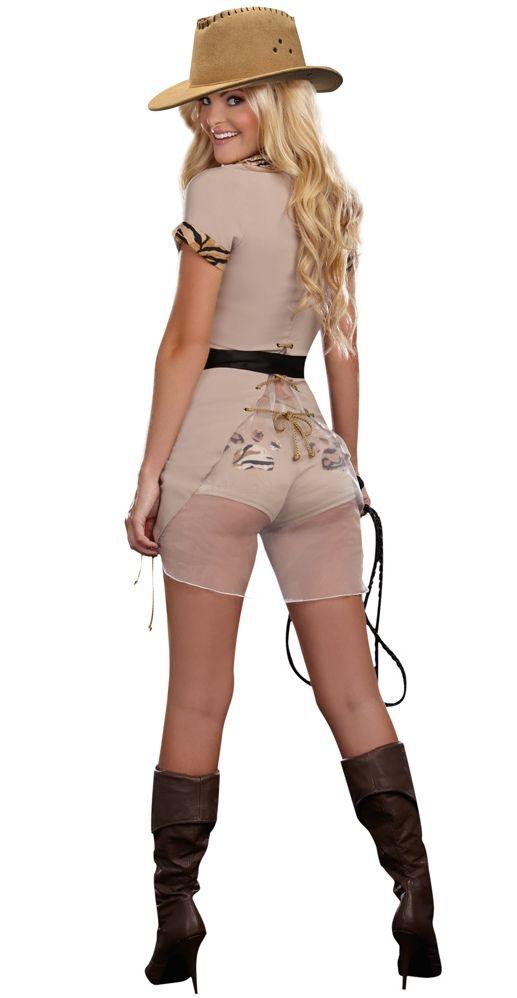 Girl Hunter Halloween Costume