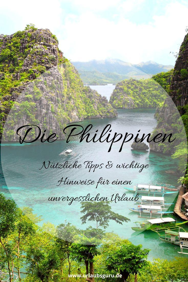 Die Philippinen – Traumurlaub im Inselparadies