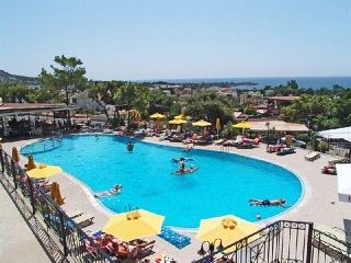 Marianthi Apartments Pefkos, Rhodes Marianthi Apartments are resting on a peaceful hillside location in the resort of Pefkos, the modern family run apartments are spacious with a relaxed atmosphere perfect for families, couples and indi...  Customer Rating3 / 5 from 2 reviews  More Info Fly from London Gatwick (LGW) 7 Nts, Self Catering Studio £320.15  £160.08 pp Search ➤➤ (price shown is 07/10/2015 - 14/10/2015 based on 2 adults)