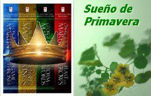 Sueño de Primavera (A Dream of Spring)   Libro 7  Canción de Hielo y Fuego