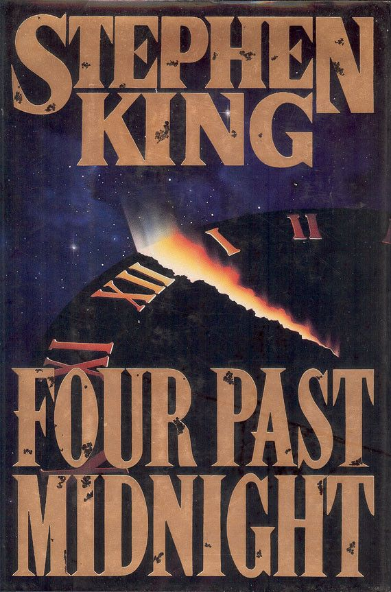 Four Past Midnight by Stephen King Vintage Collectibles