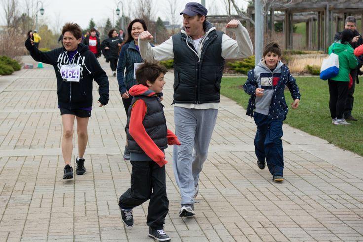 9th Annual Richview Manor Strides for Stroke 5K Run/Walk in support of Mackenzie Health. May 3 2014 #stridesforstroke