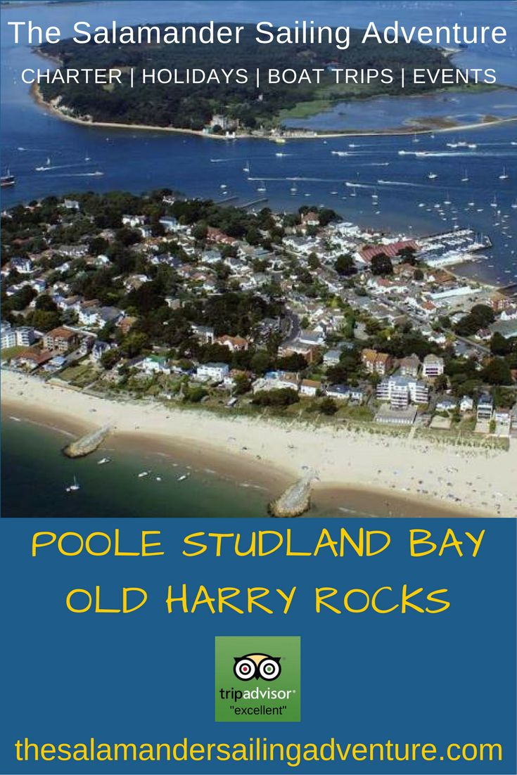 Poole Town Quay - The Salamander Poole Brownsea Island Sandbanks Studland Bay Old Harry Rocks Sailing Holidays Boat Trip Adventure - Regular departures from Lymington on board skippered yacht. #GetInTouch2GetOnBoard Details http://www.thesalamandersailingadventure.com/poole-studland-old-harry-rocks-boat