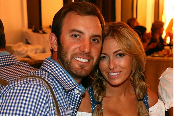 Paulina Gretzky and Dustin Johnson to Have Their First Baby! #DustinJohnson, #PaulinaGretzky, #WayneGretzky