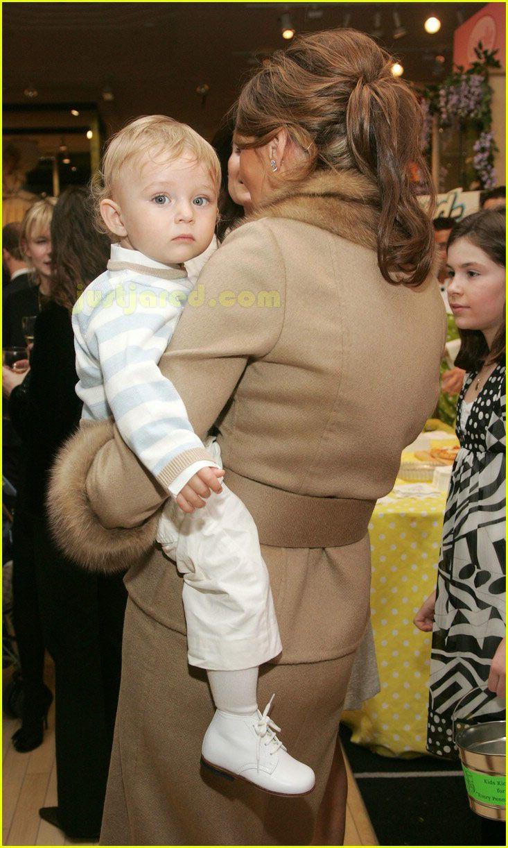 Melania And Barron Trump Baby Trump Kids Donald Trump