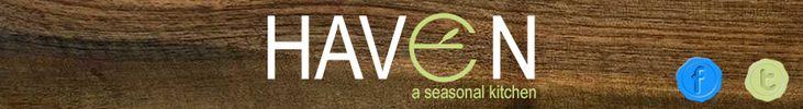 Haven - a seasonal kitchen