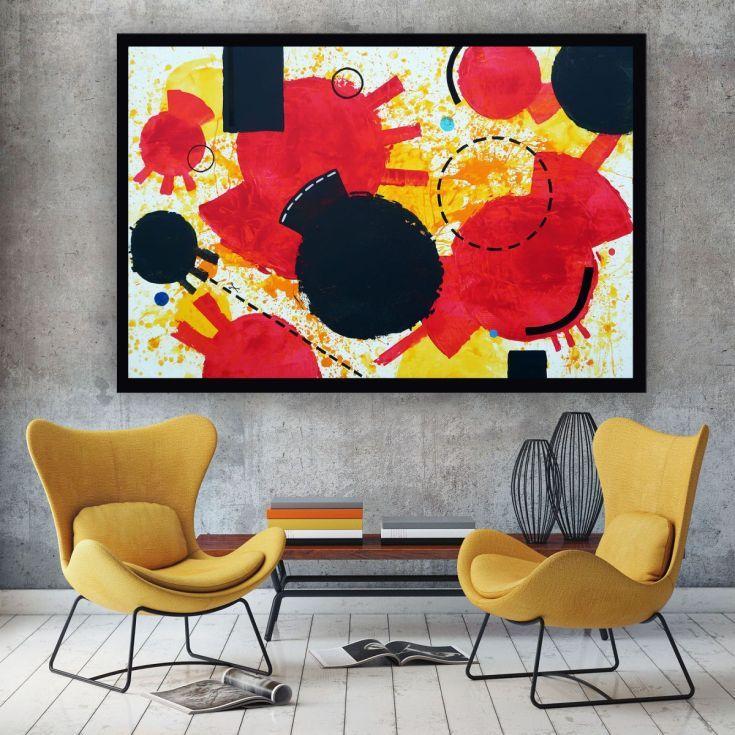 Buy Macchie L1, Acrylic painting by Ninah Mars on Artfinder. #art #buyart #homedecor #interiordesign #abstract #painting #abstractpainting #artfinder #arte #contemporaryart