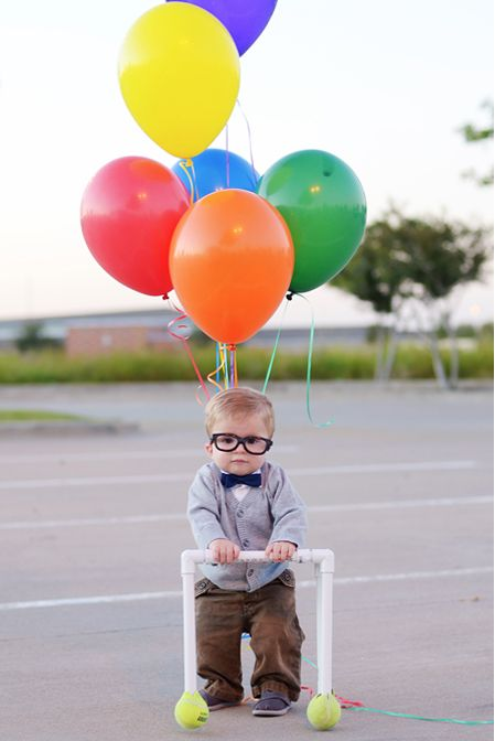 Carl From UP! SO CUTE. BEST funny kids costume round up!