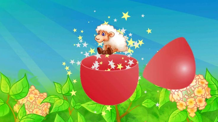 Surprise Egss Animals- Surprise Eggs for Free
