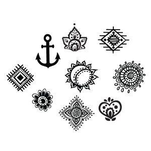 boho tattoos - Pesquisa Google