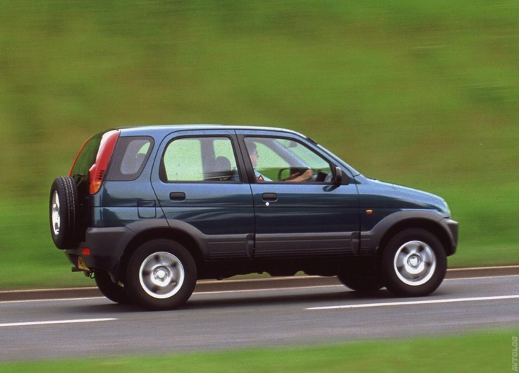 2000 Daihatsu Terios