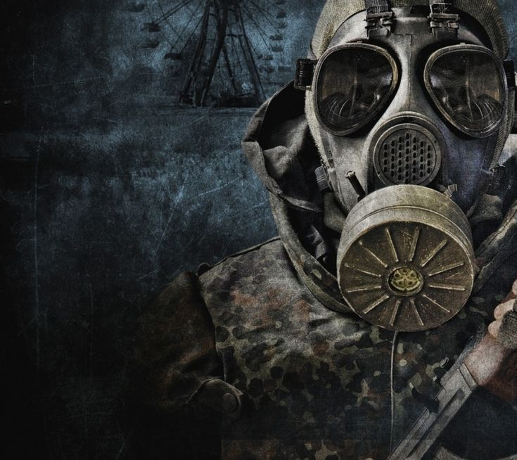Apocalyptic Soldier Pics: 154 Best Images About Gas Masks On Pinterest