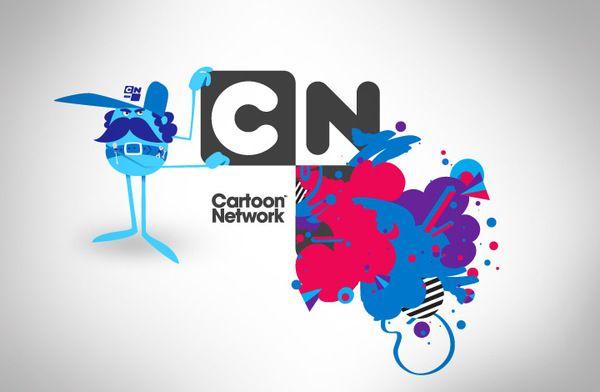 Cartoon Network Rebrand Pitch by Qube Konstrukt , via Behance