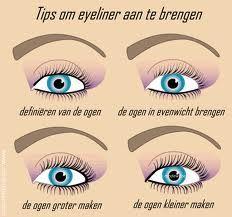 eyeliner aanbrengen stap voor stap - Google zoeken
