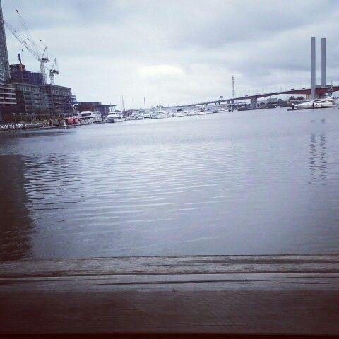 Docklands!