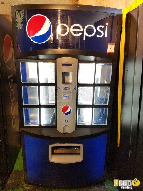 pepsi mini vending machine