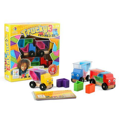 Smart Games - Trucky 3   Peter's of Kensington