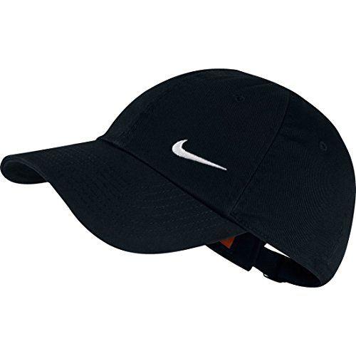 Nike Heritage Swoosh Cap - Gorra para mujer, color negro ... https://www.amazon.es/dp/B004Y6MM7K/ref=cm_sw_r_pi_dp_ctOixbDS9AW5P