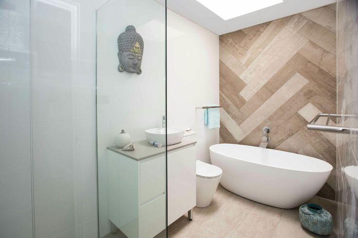 #naturallytiles #tiles #herringbone #bathrooms
