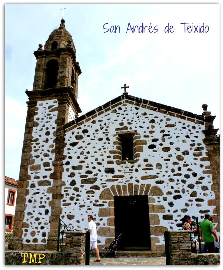 San Andres de Teixido, Cedeira, Galicia