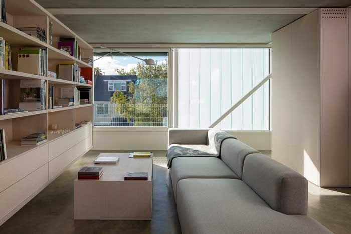 Slip House London by Carl Turner Architects. Photos Tim Crocker.