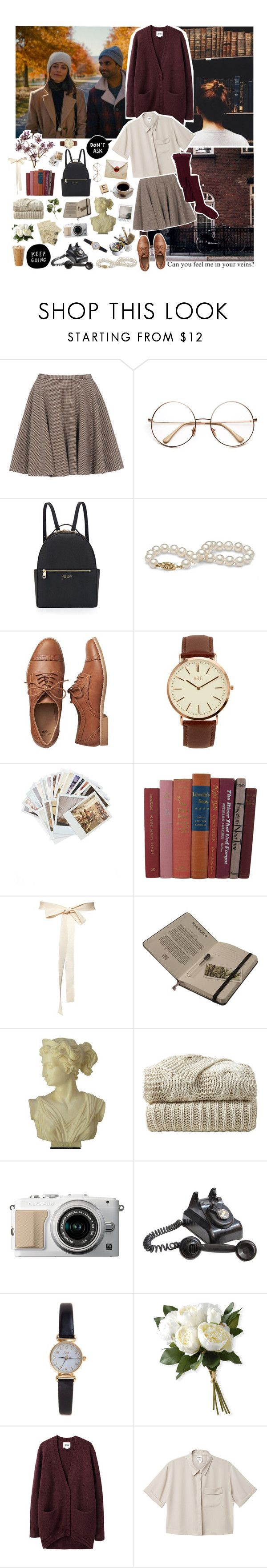 """""""master of none"""" by emma-dreams ❤ liked on Polyvore featuring McQ by Alexander McQueen, Henri Bendel, Gap, BKE, Hasbro, Chronicle Books, Haeckels, Mason's, Limit and National Tree Company"""