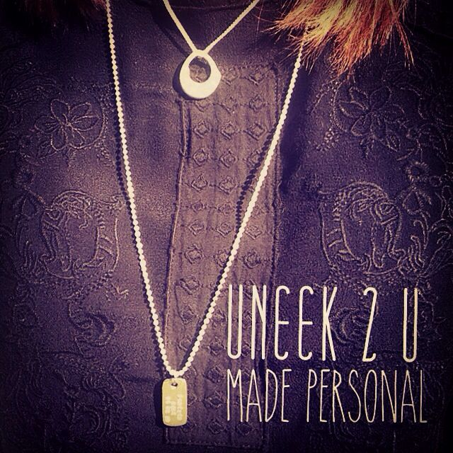 Personalised, hand crafted sterling silver emotional connections to important people and special events in our lives. Order yours at www.madeit.com.au/Uneek2U