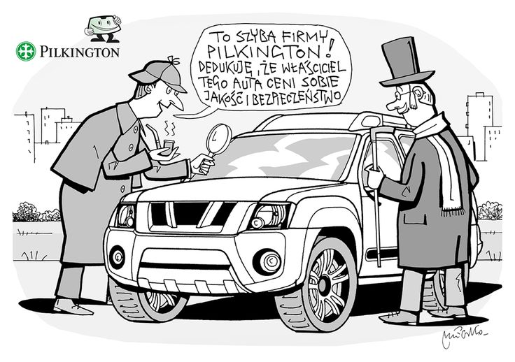 Pillington -  dobre szyby samochodowe #Pilkingtin #markoweszyby #szybysamochodowe #autoszyby