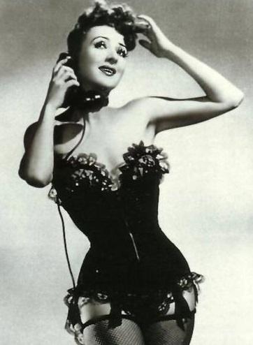 Gypsy Rose Lee-- Ellen June Hovick/Rose Louise<3