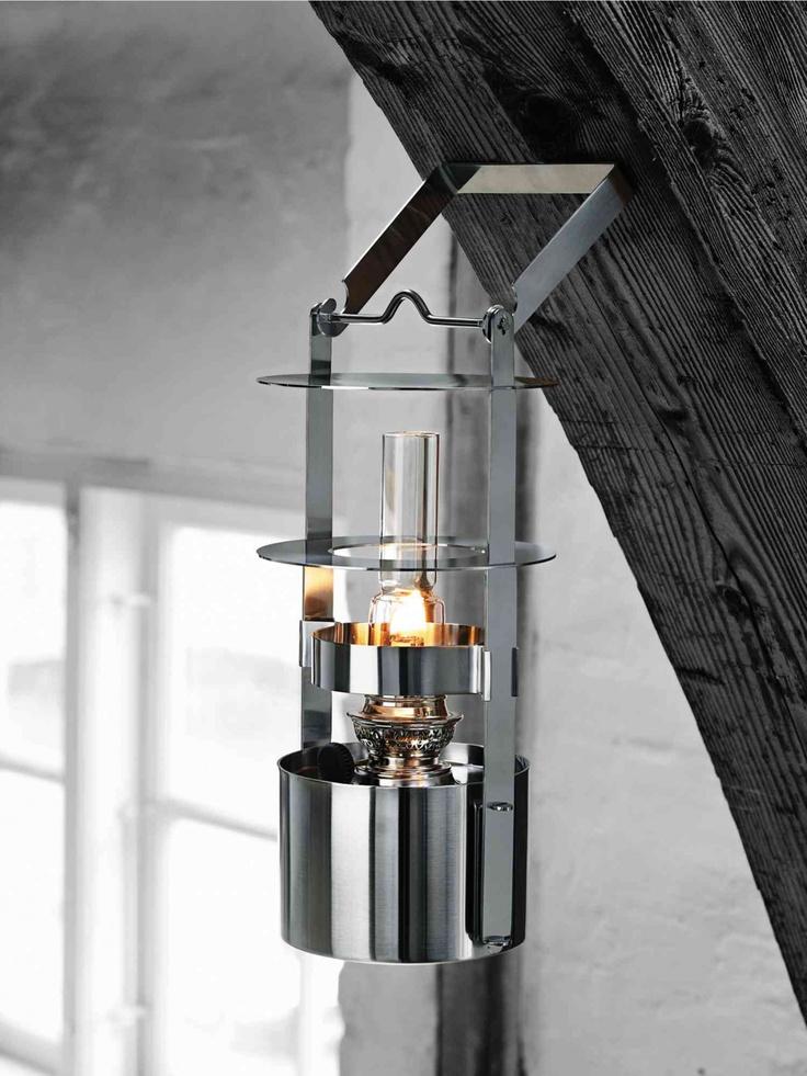 Ship Lamp, Stelton. Design by Erik Magnussen.