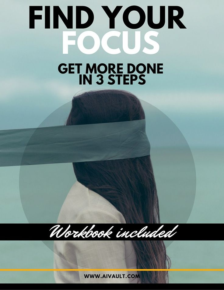 These three step process to get more done is something you can implement today and haev a clear focus. This post even includes a printable free workbook that helps in goal planning