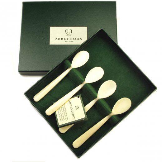 Buy a Bone Caviar Spoon Set Online Today