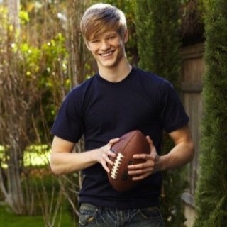 Lucas Till. He was Havok in First Class and he could be my Alexander.