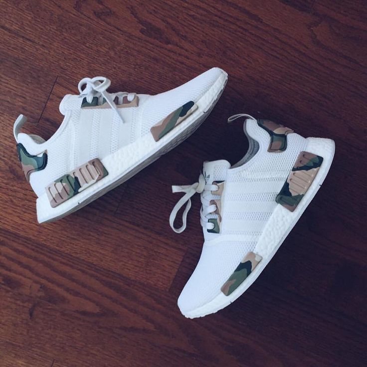 Adidas NMD Camo Customed