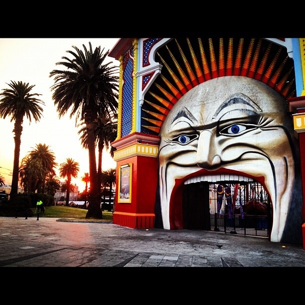 Luna Park Melbourne, Australia