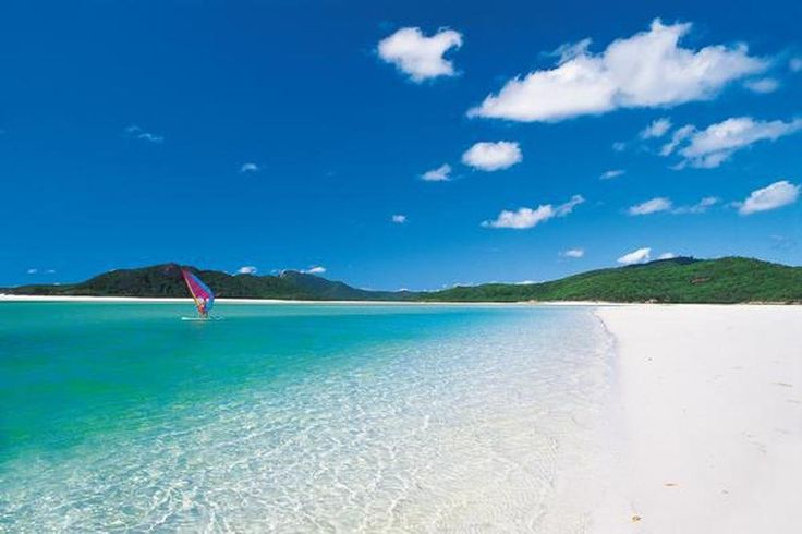 Whitehaven Beach, Whitsunday Islands National Park
