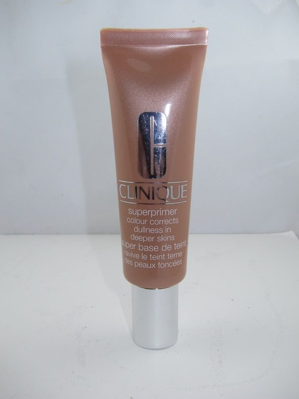 Clinique Superprimer Dullness in Deeper Skins Face Primer