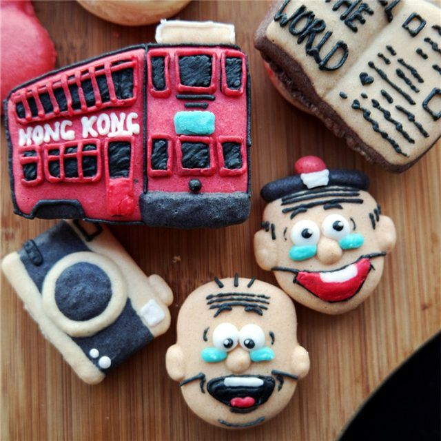 1000 Images About All About Hong Kong On Pinterest: 1000+ Images About Customized Macarons On Pinterest