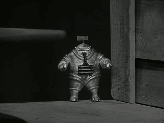Image result for The Twilight Zone Robot