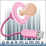 geekmummy.tv How to add Pin It icon to bookmark toolbar