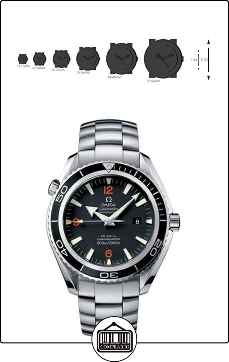 Omega de hombre 2200.51.00Seamaster Planeta Océano XL Automático Cronómetro Reloj de acero inoxidable  ✿ Relojes para hombre - (Lujo) ✿