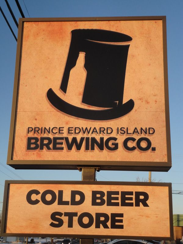 What's Brewing at the Prince Edward Island Brewing Co. in Charlottetown, PEI