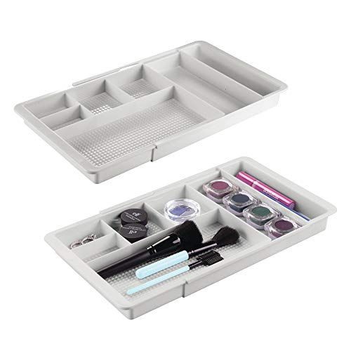 Ressortir Res 25bc001 Modern 24 Inches Single Bathroom Vanity Set With Ceramic Sink Include 2 Door And 1 Drawer White Finish Makeup Drawer Organization Plastic Drawer Organizer Drawer Organisers